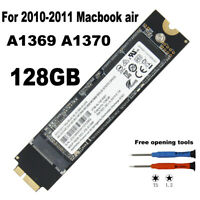 """NEW 128GB SSD For MacBook Air 11"""" A1370 13"""" A1369 2010 2011 A pple SSD Upgrade"""