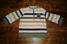 Child of Mine Carters Boys 3-6 Month Striped Polyester Jacket/Pull Over Winter