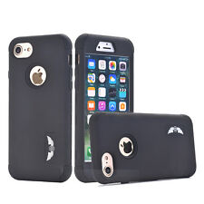 3IN1 Shockproof Rugged Hybrid Rubber Hard Cover Case for iPhone 7 7 Plus / 6 6S