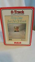 Perry Como Just Out Of Reach 8Track Stereo Cartridge RCA Records 1975