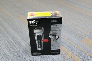 Braun 8330s Series 8 Wet & Dry Shaver