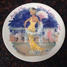 Vintage D'Arceau Limoges Les Femmes Du Siecle Women Of The Century Plate