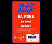 Daft Punk Da funk (1996) [Maxi-CD]