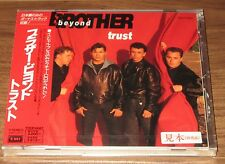 SEALED! PROMO issue! BOTHER BEYOND Japan CD obi TRUST picture disc MORE LISTED!