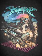 2008 British Power Metal Band DragonForce Ultra Beatdown Concert Tour (XL) Shirt