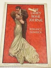 VTG The Ladies Home Journal Magazine July 1910 Illustrated Advertisment