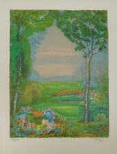 Lithografie - Fairy Tale Meadow (Tones/Tomey?)