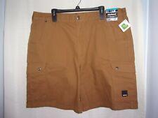 Brand New Diehard Mens Duck Canvas Cargo Shorts Size 42.Work Or Play