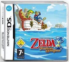 Nintendo DS 3ds Legend of Zelda Phantom Hourglass usado muy buen estado