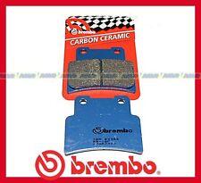 Pastiglie BREMBO CARBON APRILIA RS 125 2006 07GR7707