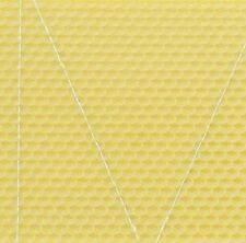 10x covata Foundation (cablata) - cera d'api - nazionale BEE HIVE covata