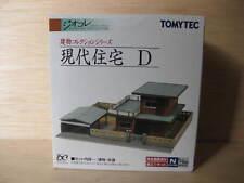 Tomytec- ref.213932 - Casa unifamiliar grande de color marrón D