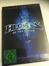 * PC NEW Sealed Game * HEROES OF THE STORM Starter Pack * Ger Pack