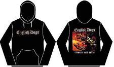 ENGLISH DOGS - Forward Into Battle - Kapuzenpulli Hooded Sweater - Größe Size L