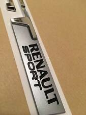 LOGO GT RENAULT SPORT MEGANE CLIO ORIGINAL Scenic Captur Talisman RS TWINGO