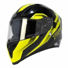 ALL NEW Torc T15 Bluetooth Motorcycle Helmet Full Face Dual Visor