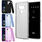 For LG V50 ThinQ TPU CANDY Gel Hard Flexi Skin Case Phone Cover Accessory