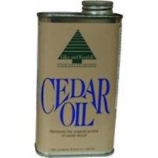 Giles and Kendall Cedar Oil Restores the Original Aroma of Cedar Wood, 8 Fluid /