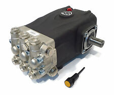Pressure Washer Pump Rg1528hn Annovi Reverberi Ar 4000 Psi 396 Gpm Solid Shaft