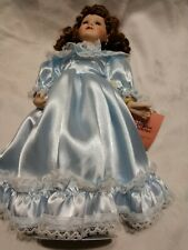 Paradise Galleries Treasury Collection Premiere Edition Porcelain Doll 16""
