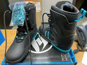 Hyperlite Murray Wakeboard Boot Men's Size 12 HYP89M-12