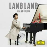 LANG LANG Piano Book CD NEW Bach Beethoven Debussy Chopin Mozart Schubert Grieg
