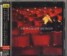 "Japan CD Import with Obi Strip, Tom McRae; ""Just Like Blood"" UPC 4988017614303"