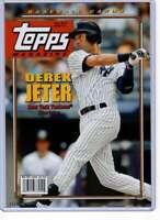 Derek Jeter 2019 Topps Archives Magazine 5x7 #TM-14 /49 Yankees