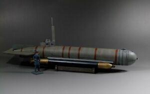 1/30 ww2 German submarine U-boat Molch Grey version S002