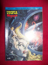 Utopia Magazin   Nr. 10     klasse original Heft