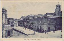 GROTTE - PIAZZA DEL POPOLO (AGRIGENTO) 1936