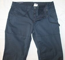 Polo Ralph Lauren Big and Tall Mens Space Blue Boating Pants Size 42 T X 36