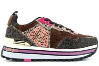 Liu Jo sneakers donna basse BF0069 PX0872 S1629 WONDER MAXI 01 A20