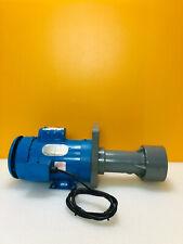Filter Pump Industries Penguin P-1 1/2A 1.5 HP 115/230 VAC Input Vertical Pump.