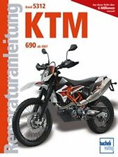 Reparaturanleitung KTM 690 Enduro, Supermoto, SMC, Duke ab 2007 Band 5312