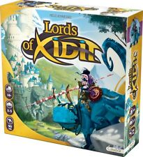Lords of Xidit Board Game - English Version - UK Seller