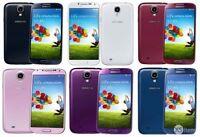 Samsung Galaxy S4 GT-I9505 16GB White/Black Unlocked Mobile Smartphone Bundle