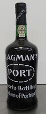1L=198,67€  Barräumung Alte Flasche Flagman's Oporto Bottling 0,75L ungeöffnet