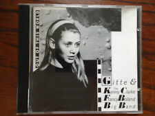 CD GITTE & The Kenny Clarke Francy Roland Big Band - Out Of This World