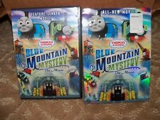 Thomas & Friends: Blue Mountain Mystery - The Movie (DVD, 2012) EUC
