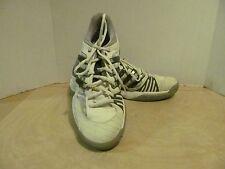 Rare ADIDAS TRAINING 2004 White/Grey RUNNING  Sneakers Mens US 12 ADIWEAR STRIPE
