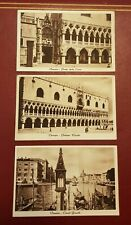 Venice, Italy. 6 old postcards.