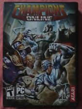 Champions Online, PC rom, Atari (Pre-owned)