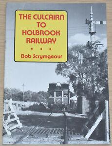 CULCAIRN HOLBROOK RAILWAY LINE - Australia New South Wales Steam Rail History