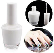Kleber Transfer Folien Zauberfolie nail Art im 15ml XXL Format glue Transferfoil