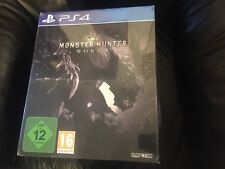 Monster Hunter World - Collector's Edition PS4 nuovo ITA