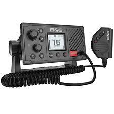 B&G V20S - Marine fixed Mount VHF Radio with GPS, DSC & NMEA2000 - 000-14492-001