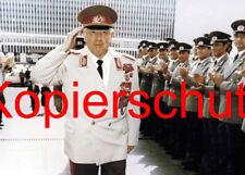 AK41 Ansichtskarte Armeegeneral Erich Mielke DDR 14,8x10,5 cm