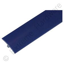 "30FT 5/8"" 15mm Blue T-Molding Plastic Edge Trim for Arcade Machine Cabinet"