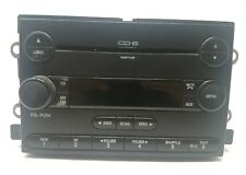 FORD MERCURY LINCOLN AM FM Radio 6 CD DISC Changer Player SUB STEREO HEAD UNIT